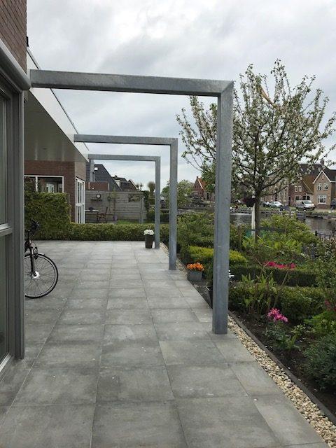 Veldman hasselt beton voor al uw bestratingsmaterialen - Dek een terras met tegels ...